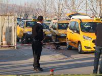 Kayseri Otogarında taksici cinayeti