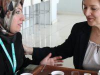 CHP İl Kadın Kolları Dünyam Hastanesi'nin ev sahipliğinde buluştu