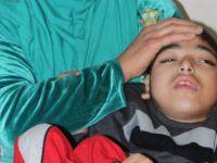 Kayseri'de yardım eli uzatılmasını bekleyen Aile