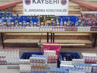 Kayseri'de Marketlerden sigara ve alkol çalan 3 kişi yakalandı