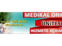Özel Dünyam hastanesi medikal onkoloji