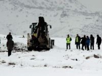Kayseri'de cinayet molozlar içine gömülü kadın cesedi