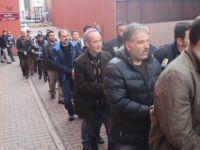 Kayseri'de 22 eski polis adliyeye sevk edildi