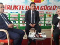 CHP Bornova Belediye Başkanı Hayır için Kayseri'ye geldi