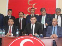 Kayseri MHP İl Başkanı Baki Ersoy'dan miting daveti