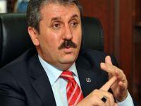 Mustafa Destici 'EVET' çıkarsa Türkiye güçlenecek