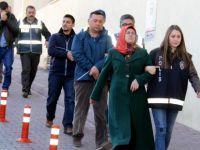 Kayseri'de FETO/PDY soruşturmasında Gönüllü Eğitimciler Derneği üyesi 24 kişi adliyeye çıkarıldı