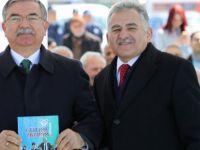 Milli Eğitim Bakanı Yılmaz Başkan Büyükkılıç'a Teşekkür Etti