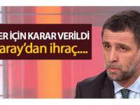 Galatasaray'da Hakan Şükür, Arif Erdem ve 5 isim için karar verildi!