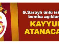 Son Dakika Galatasaray'a kayyum atanacak! Video