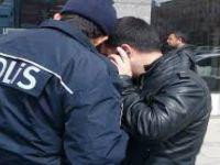 4 yıl hapis cezası alan sahte polis tutuklandı