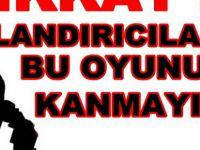 Kayseri Büyükşehir dolandırıcılara karşı uyardı