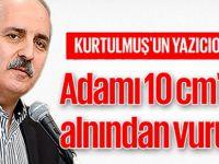 Numan Kurtulmuş-Muhsin Yazıcıoğlu Odama Geldi!..