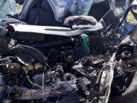 Develi'de Tırla otomobil çarpıştı: 2 ölü, 3 yaralı