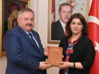 Çalışma Bakanlığı yetkililerinden Kayseri OSB ziyareti