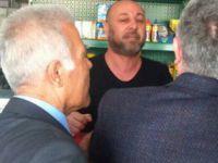 CHP Kayseri Milletvekili Çetin Arık'a  satırla saldırı