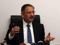 Bakan Özhaseki  CHP'nin vücut kimyası bozuldu