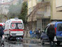 Fevzi Çakmak'ta sorunları olduğu iddia edilen bir kadın intihar etti