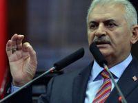 Başbakan Binali Yıldırım'dan Cuma cikisi kongre ACIKLAMASI