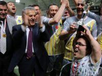 Melikgazi Belediyesi Birimler Arası Futbol Turnuvası sonra erdi