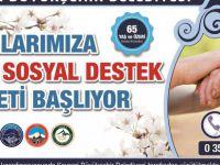 Kayseri Büyükşehir'den 7/24 yaşlılara özel hizmet