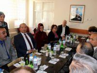 Kocasinan Kaymakamlığı Mehmetçikleri aileleriyle buluşturuyor
