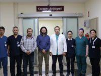 Kayseri Eğitim ve Araştırma Hastanesinde Kapalı Kalp Ameliyatı