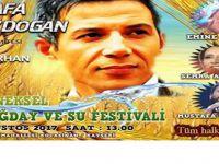Ebiç Buğday ve su festivali