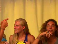 Türk ve Yunan Survivorlar bir araya geldi, Sabriye coştu-video