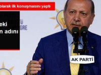 Erdoğan İl ve ilçe teşkilatlarında ciddi yenilik yapacağız
