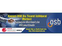 Kayseri OSB DIŞ TİCARET