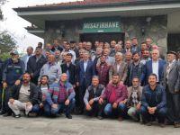 Yeşilhisar Çiftçilerinden Başkan Akay'a Tam destek