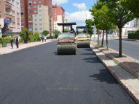 Gesi Cumhuriyet Mahallesi asfaltlanıyor