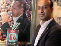 Cumhurbaşkanı Erdoğan'ın şiirini okuduğu şair Abdest alıp, şükür namazı kıldım