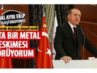 Erdoğan il,ilçe ve belde yönetimlerini yenilemek zorundayız