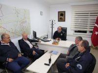Başkan Çolakbayrakdar, İftar Sonrası Polisleri Ziyaret Etti