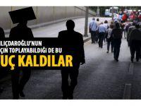 Kılıçdaroğlu'nun yürüyüşüne katılım azalıyor