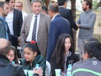 Talas Belediyesi iftarda Tablakayalıları ağırladı