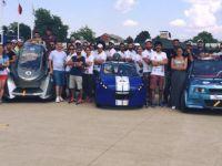 ERÜ'nün elektrikli aracı 'Seyrani' yollara çıkmaya hazırlanıyor