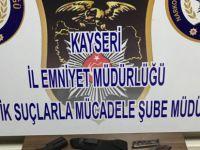 Kayseri'ne uyuşturucu operasyonu 9 kişi gözaltına alındı isim listesi