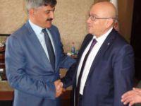 Sarıoğlan'da Belediye Başkanı Yusuf Akbulut Oldu