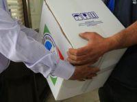 Melikgazi Belediyesi 12 bin iaşe paketi dağıttı