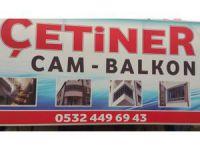 Çetiner Cam balkon Bayram Mesajı