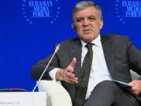 11. Cumhurbaşkanı Abdullah Gül Kazakistan'da