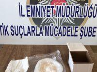 Kayseri'de Uyuşturucu satıcılarına operasyon: 1 gözaltı