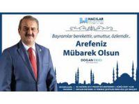 Hacılar Belediyesi Bayram mesajı