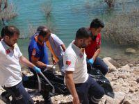 Sarımsaklı Barajı'na gelen Suriyeli barajda boğuldu