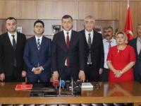 """Baki Ersoy, """"Konu vatan ve millet olunca MHP ve Ülkücüler her daim göreve hazırdır"""""""