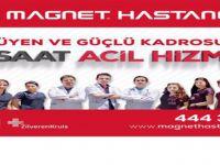 Magnet Hastanesi 24 saat acil servis