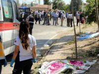 15 yaşındaki sürücünün çarptığı akrabası olay yerinde hayatını kaybetti